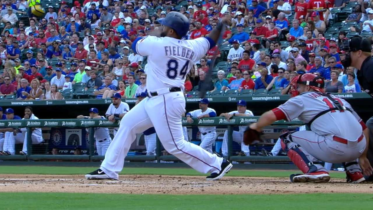 Fielder earns sixth All-Star selection