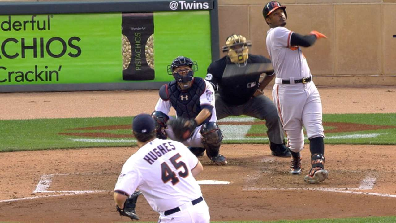 Must C: Jones lifts deep homer