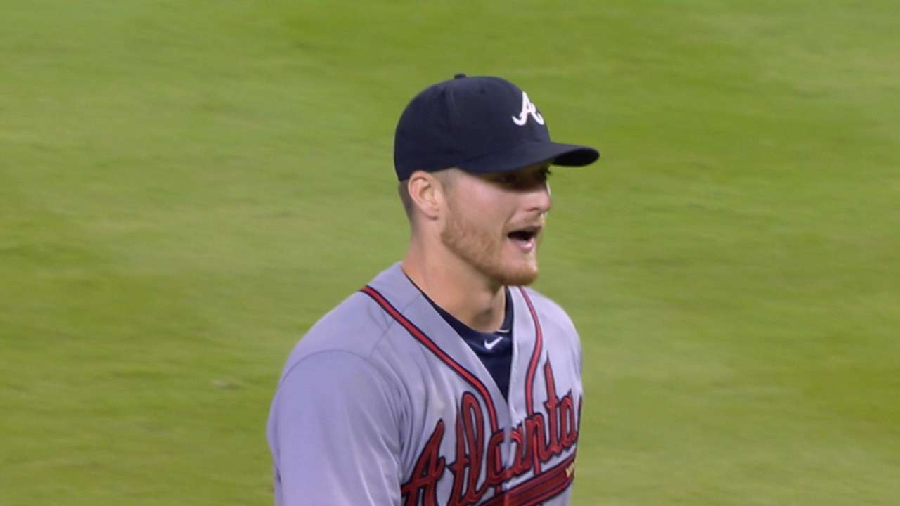 Miller represents Braves in ASG