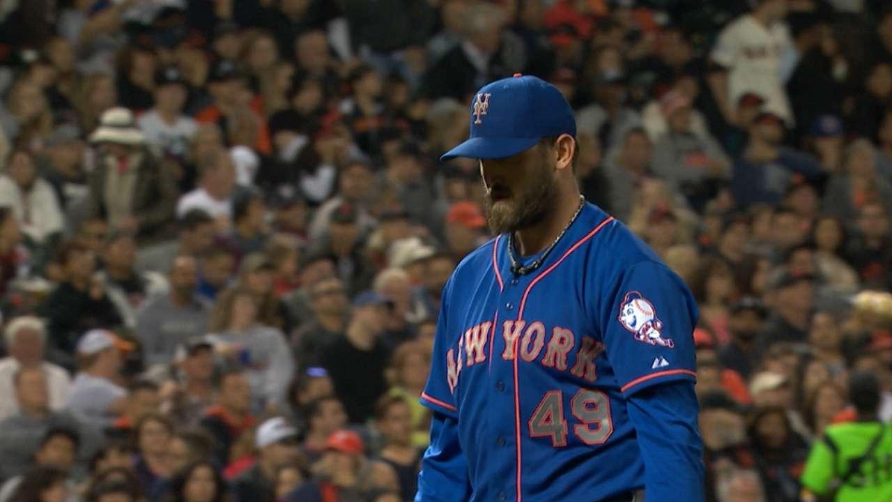 Mets top Giants after Niese's stellar start