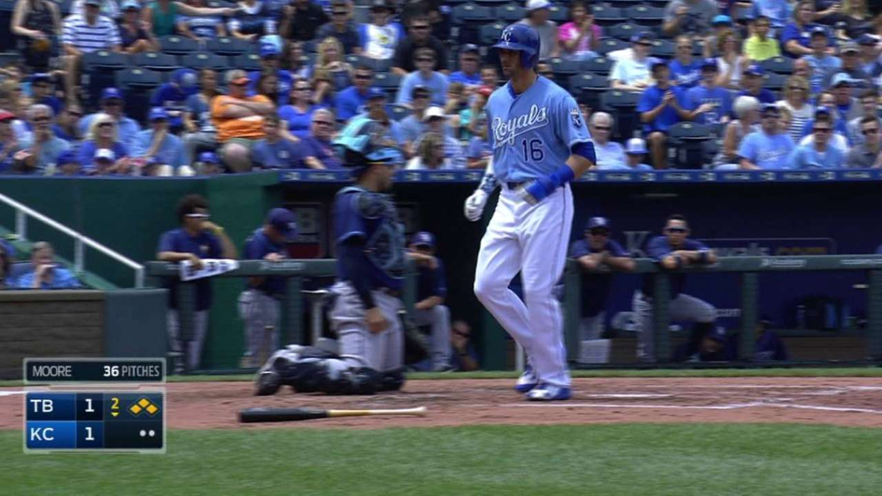 To a man, Royals happy to take one for team