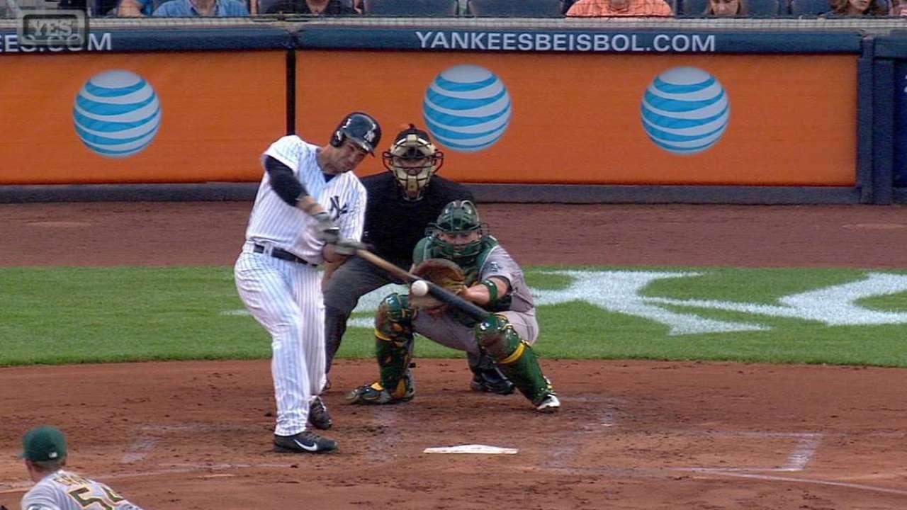 In series of moves, Yanks designate Jones