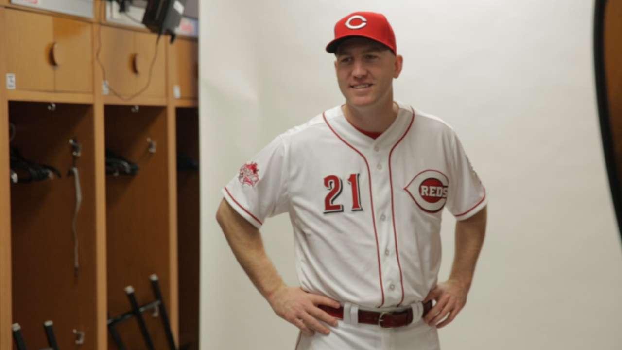 Everything about Frazier befits baseball-rich Cincy