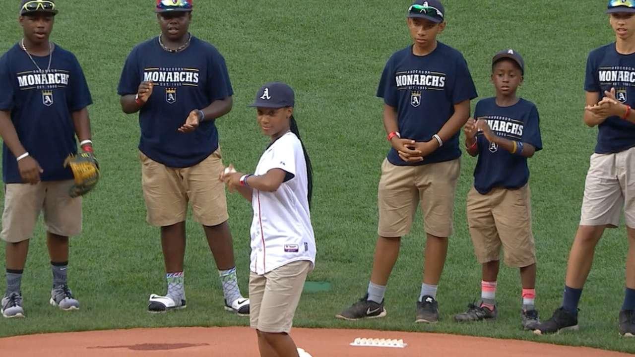 Mo'ne takes home Breakthrough Athlete ESPY Award