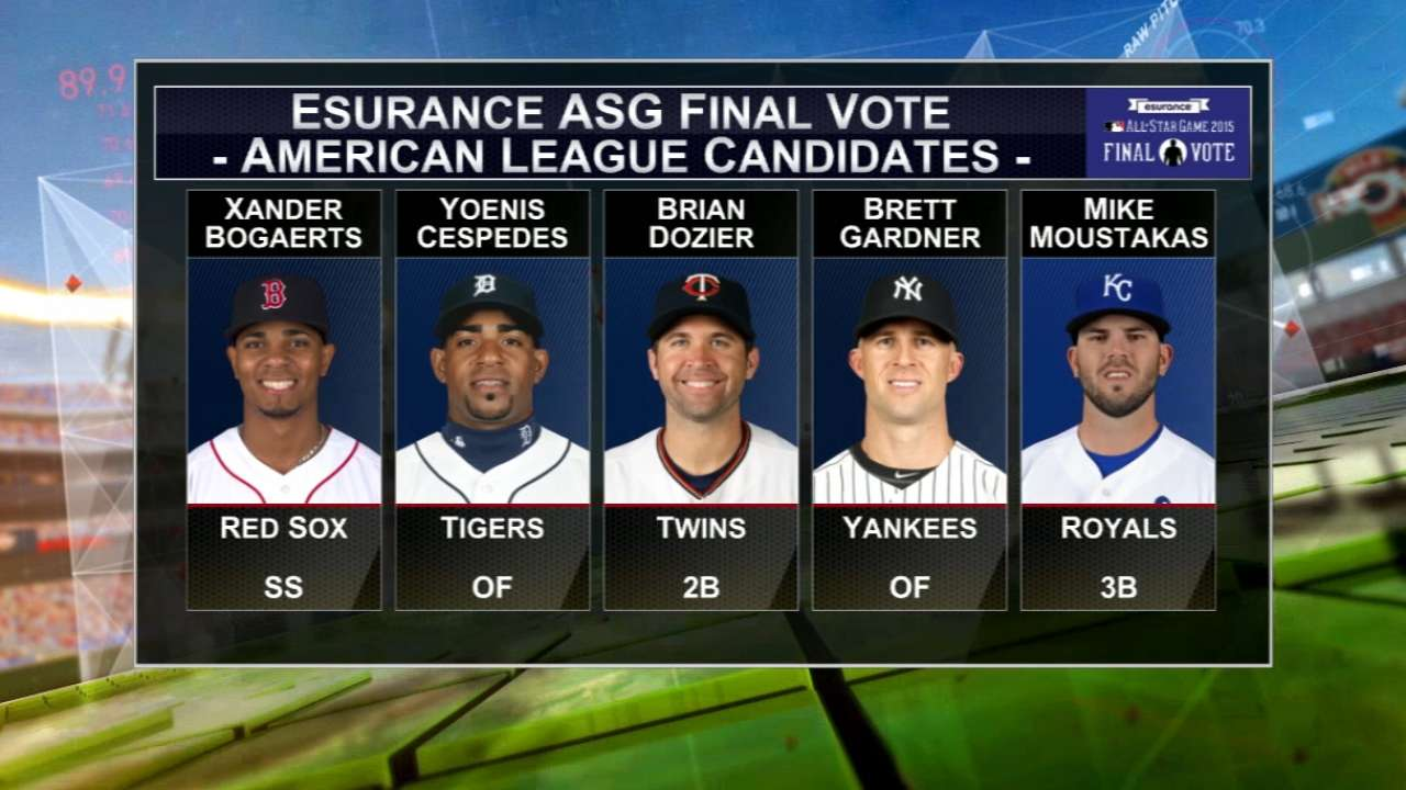 MLB Now Talks Final Vote