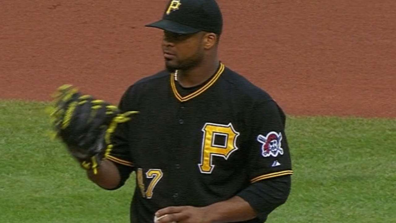 Liriano's solid start