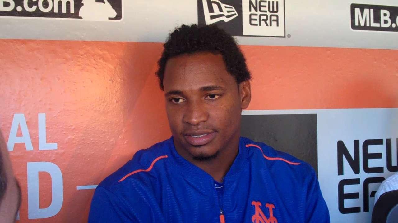 Mets, Mejia looking forward as reliever returns