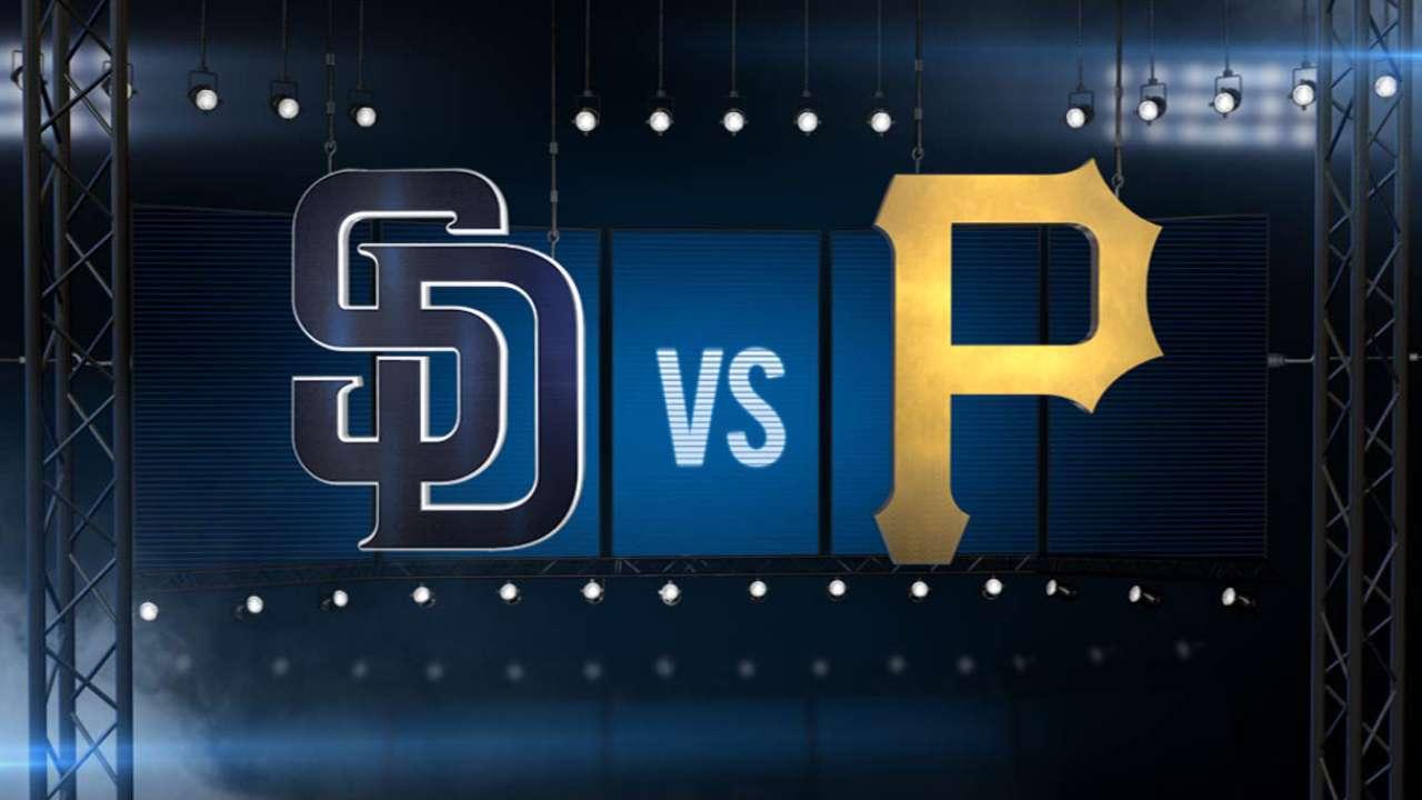 Great opposing pitching? Or Padres' bats slumping?
