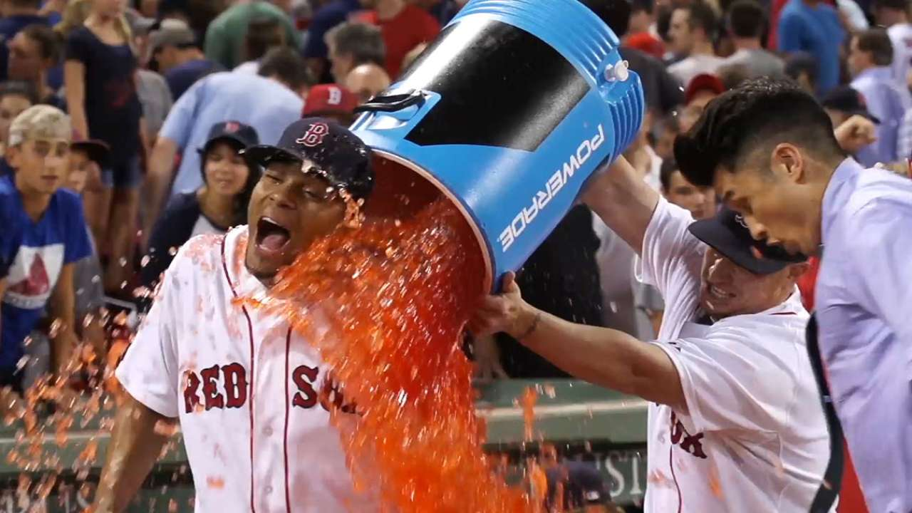 Red Sox team with Dodgers to back Bogaerts