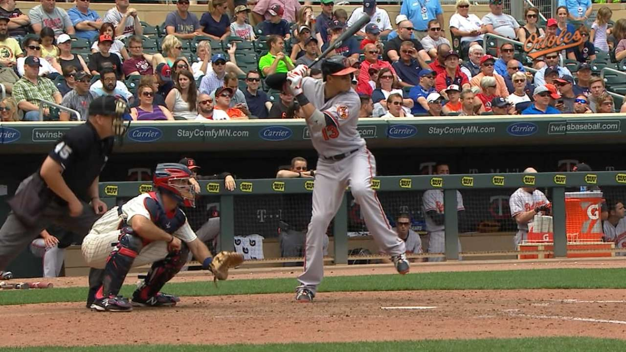 Machado, Davis go back-to-back