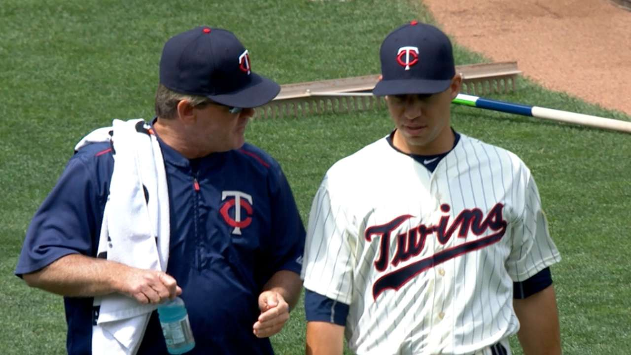 Solid Milone has earned manager's faith