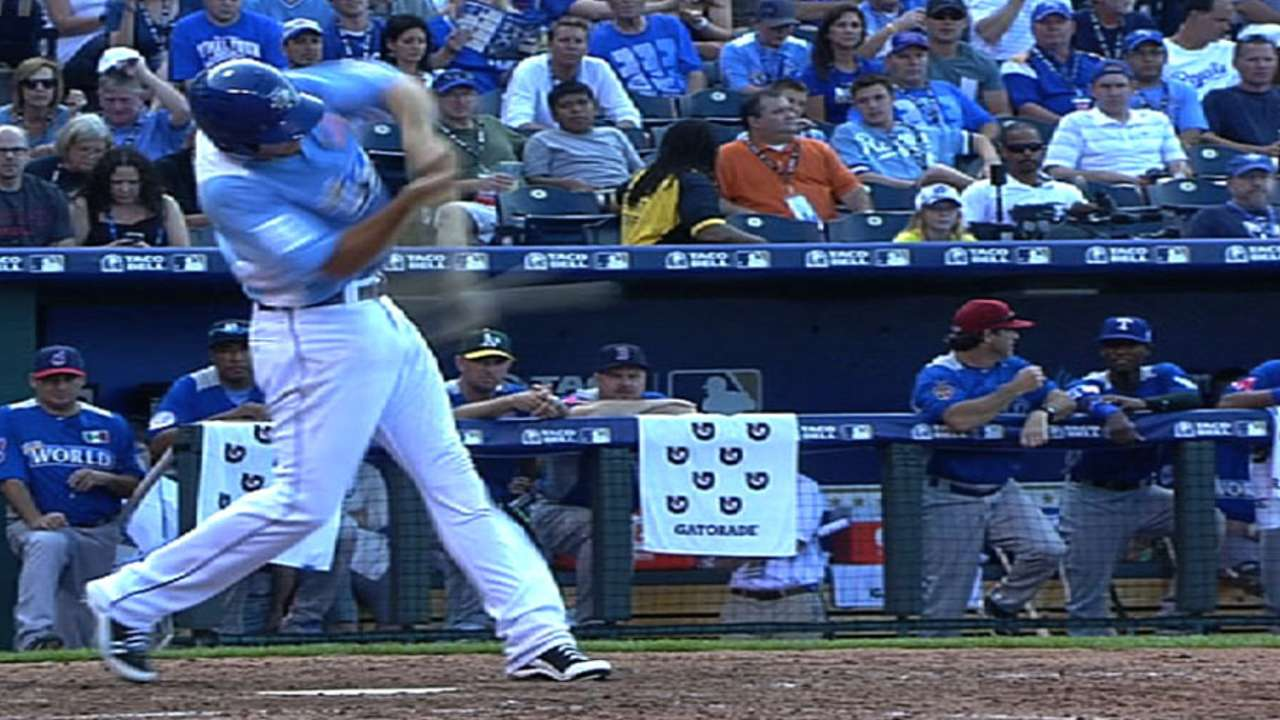 Castellanos' three-run homer