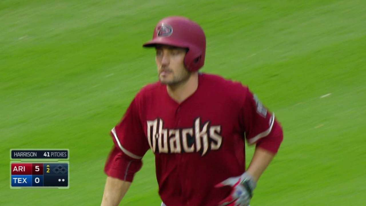 Pollock's three-run homer