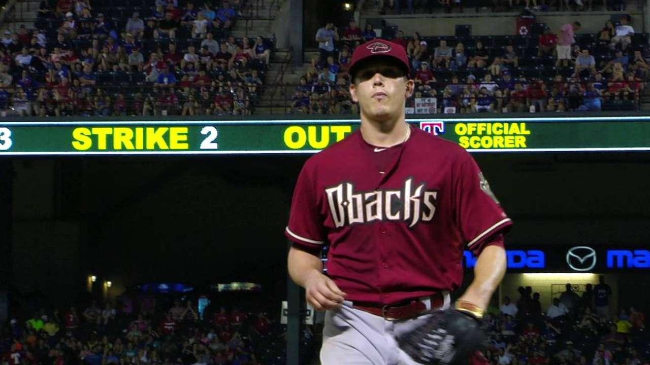 Hellickson's blister causes rotation shuffle
