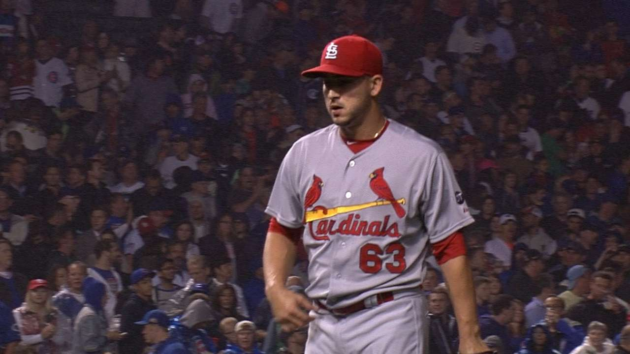 Cards make flurry of pitching moves