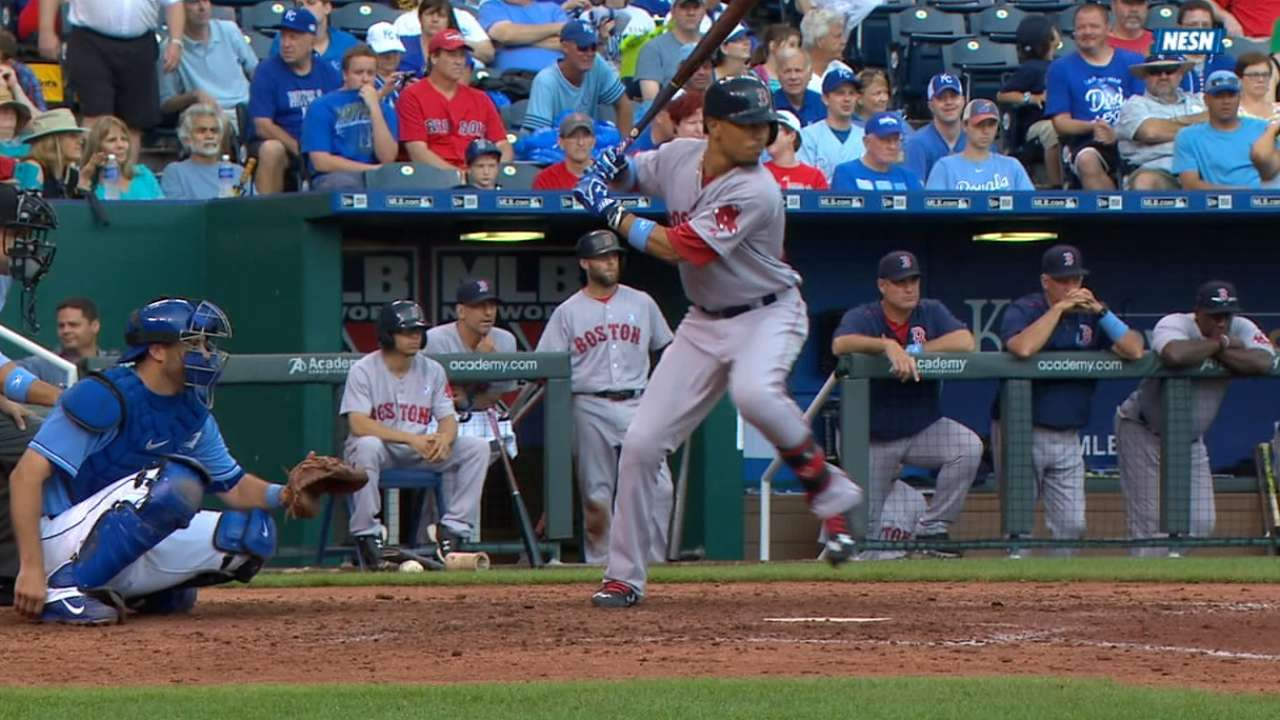 How Mookie Betts is living up to the hype