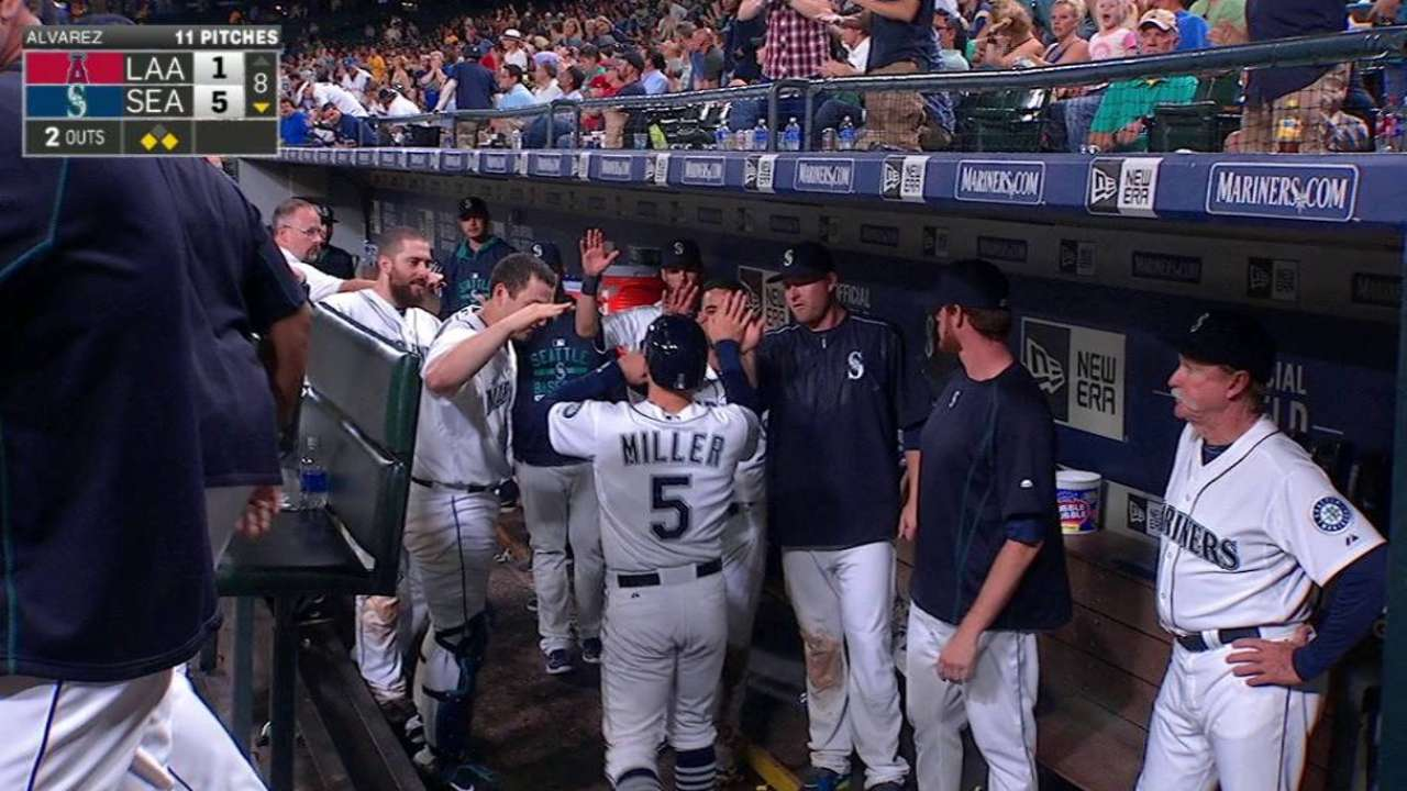 Cano key to Mariners' second-half success