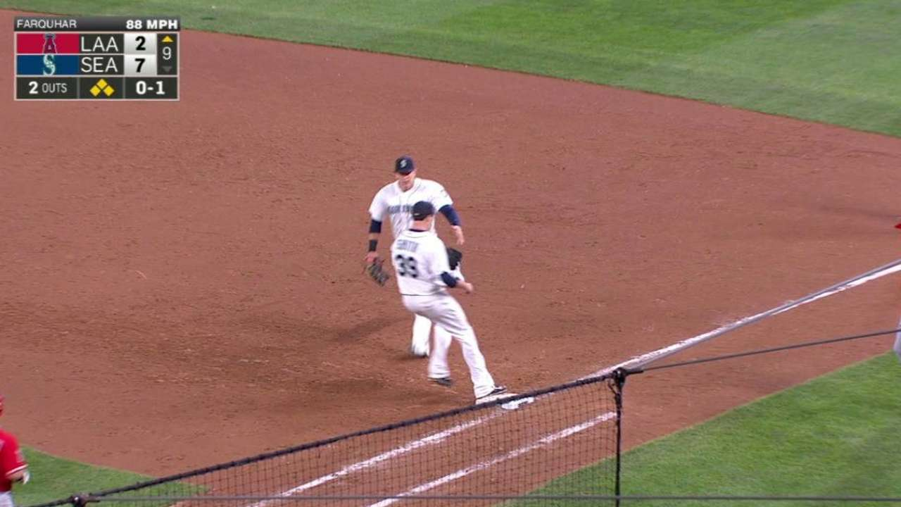 C. Smith strands bases loaded