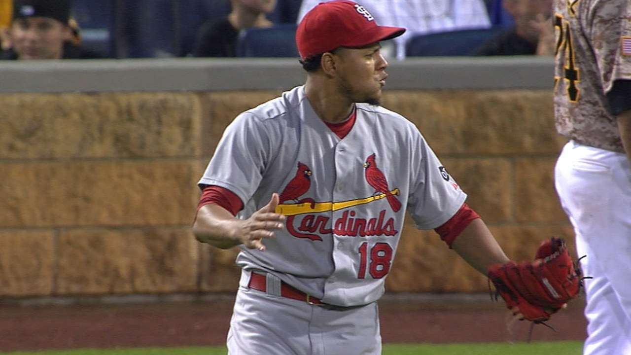 Must C: Cards turn double plays
