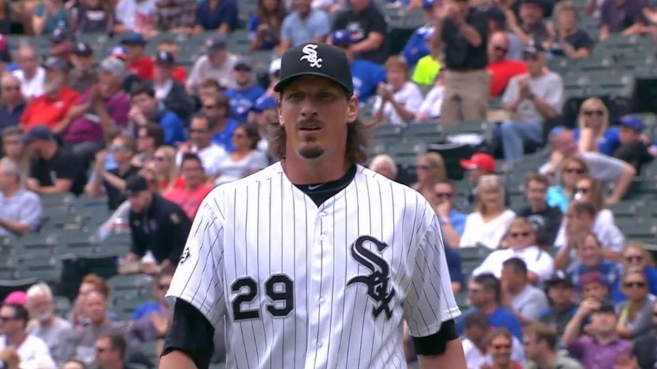 MLB Central analyzes Samardzija