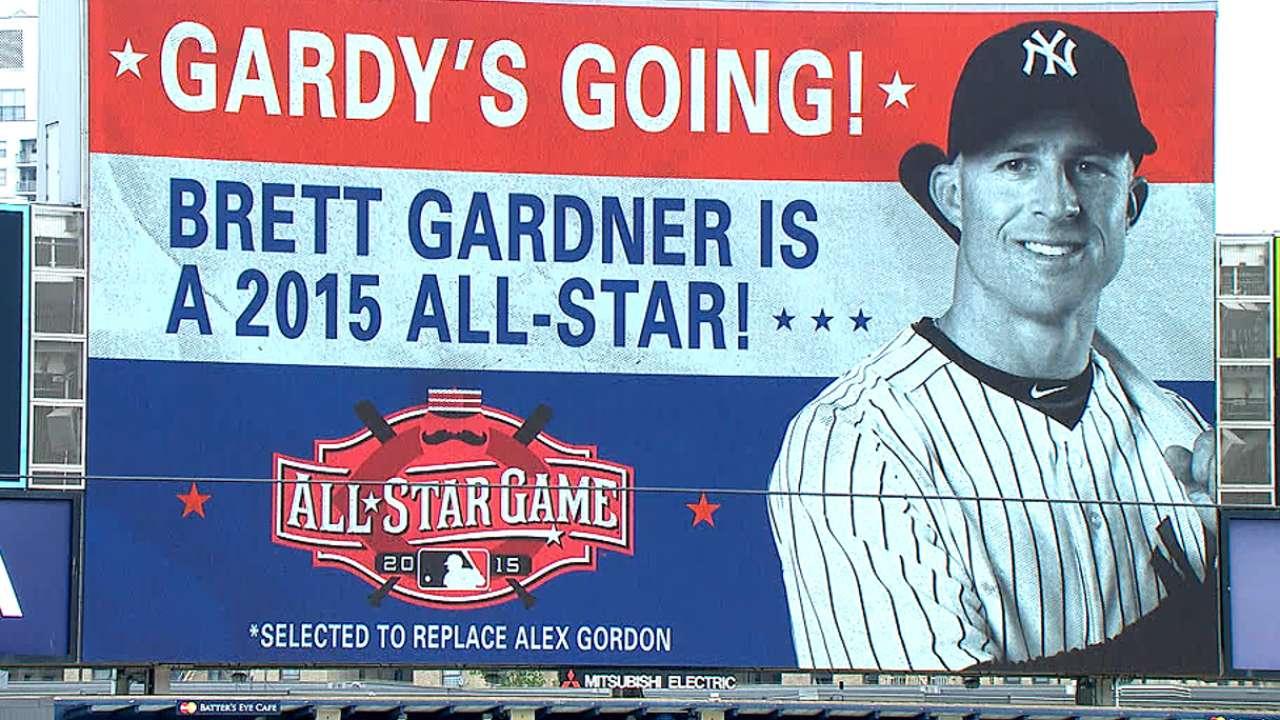 Gardner named to All-Star team