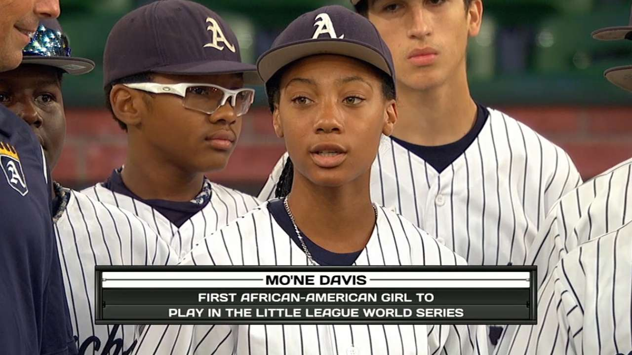 MLB Central: Anderson Monarchs