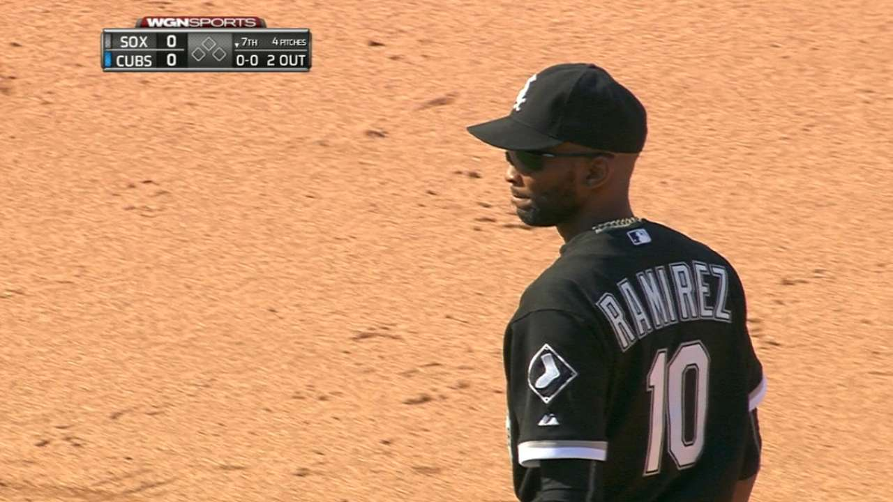 White Sox turn five double plays