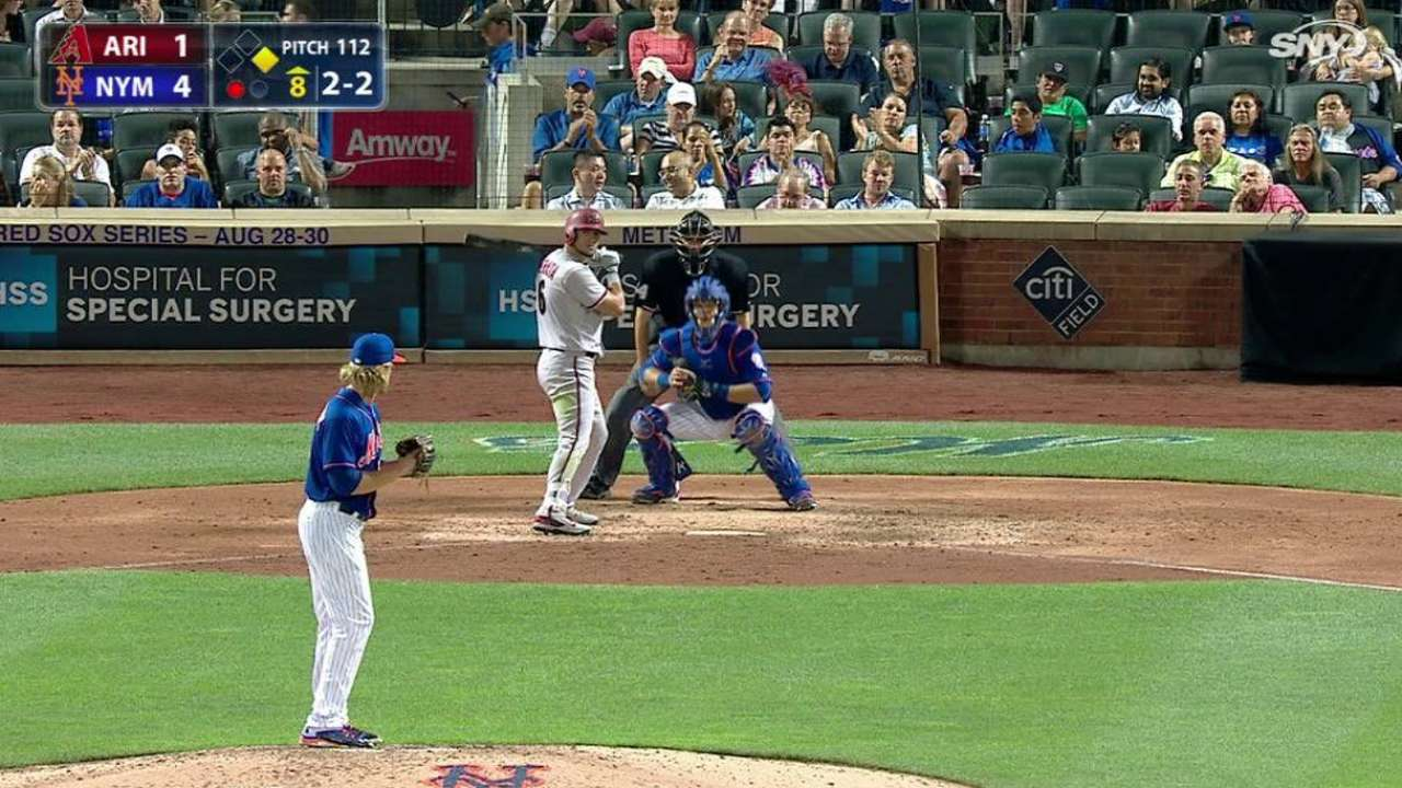 Collins: Syndergaard to take ball first after break