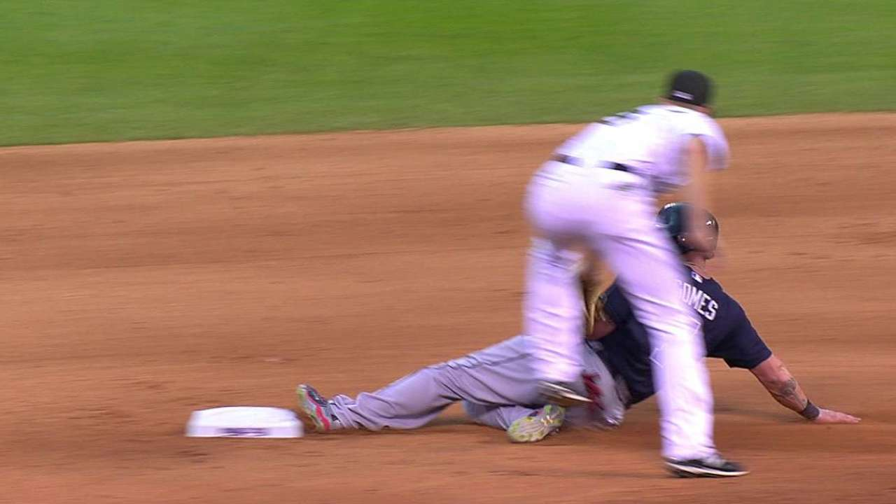 Call overturned in 7th
