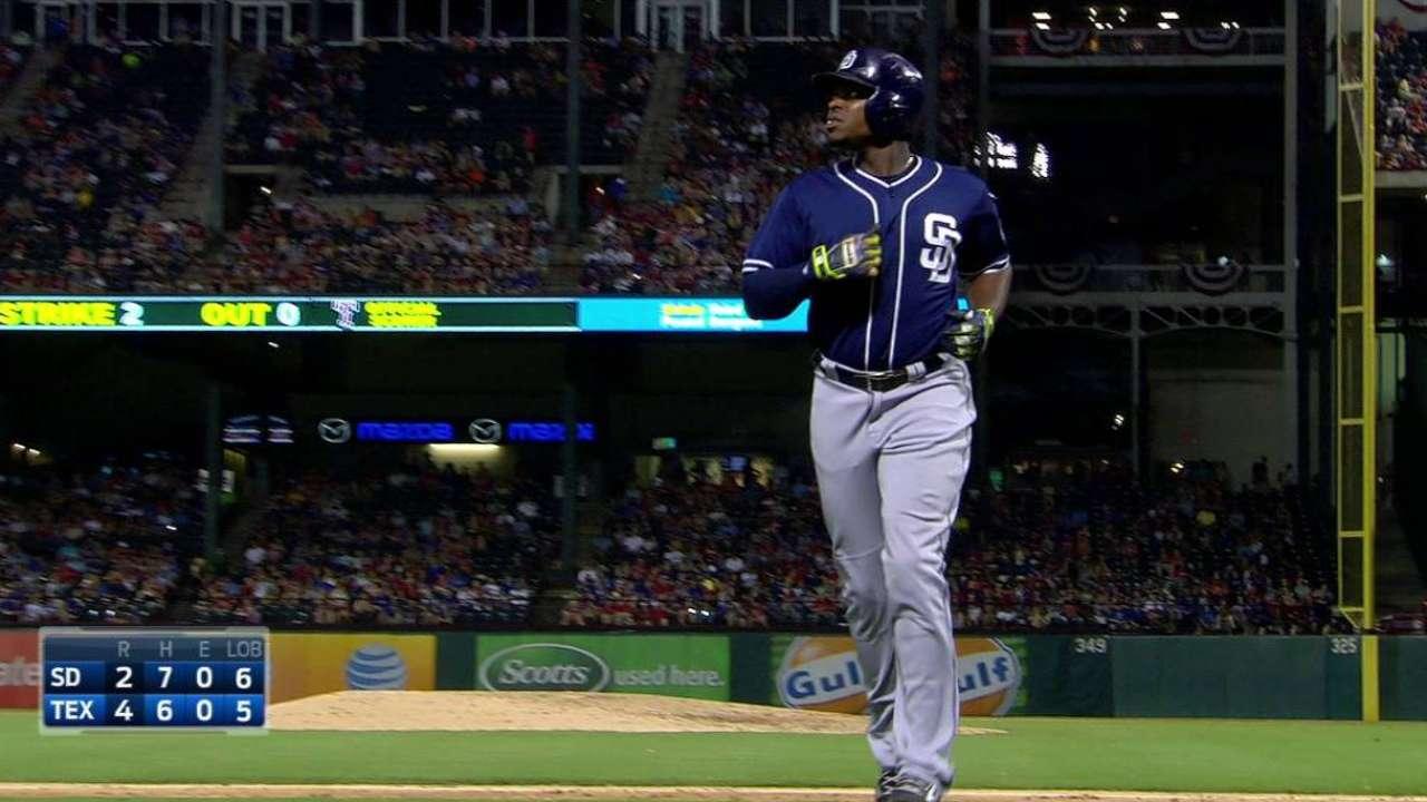 ICYMI: Upton Jr. shines as Padres drop opener