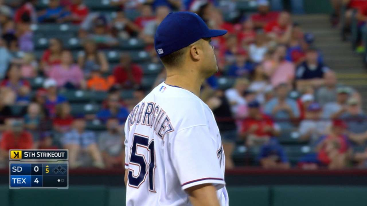 Wandy adjusts to mound in first home victory