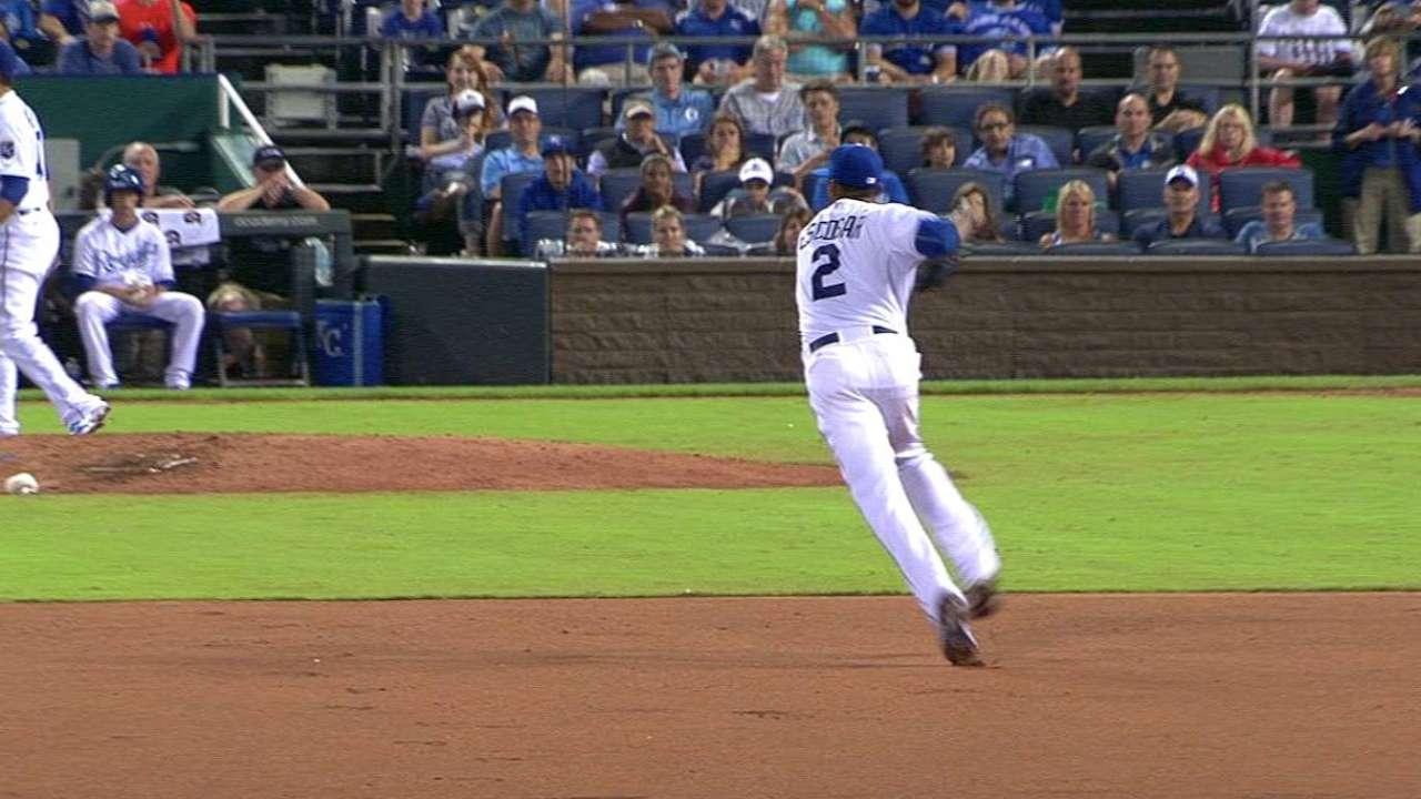Herrera escapes jam