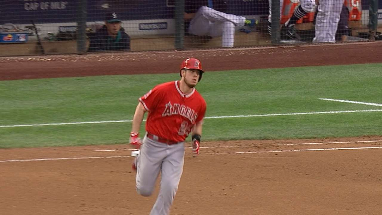 Cron's two homer game