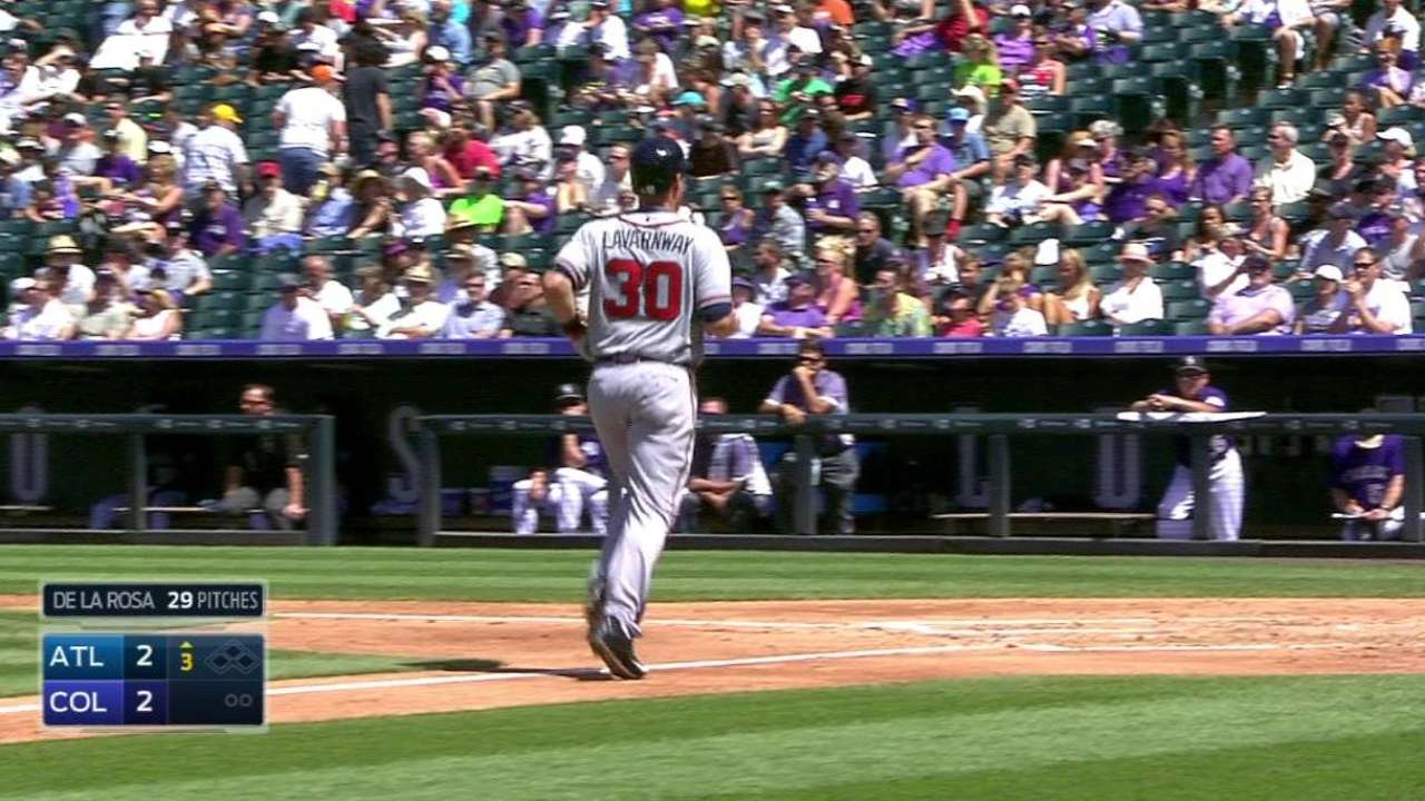 Lavarnway's solo homer