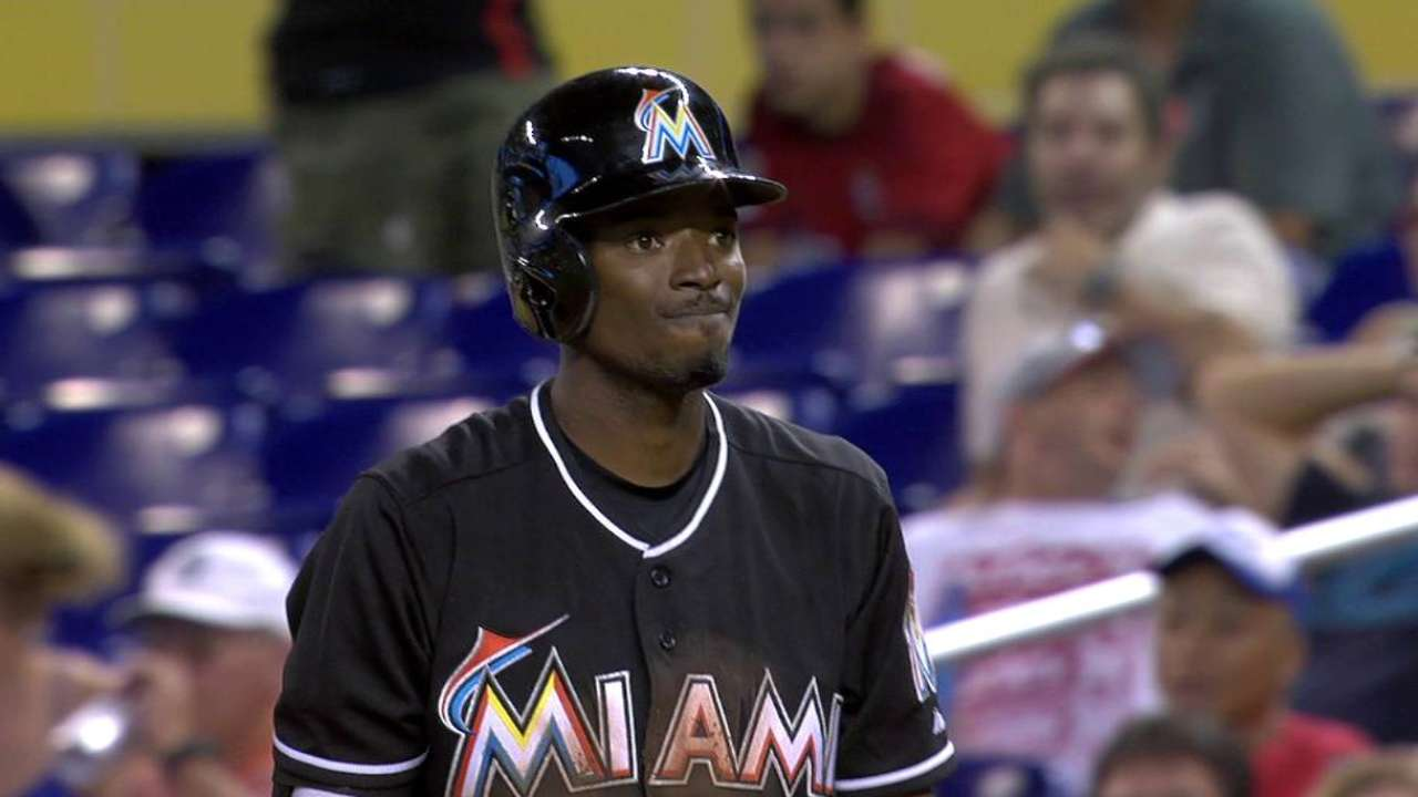 Marlins place Gordon on DL, reinstate Prado