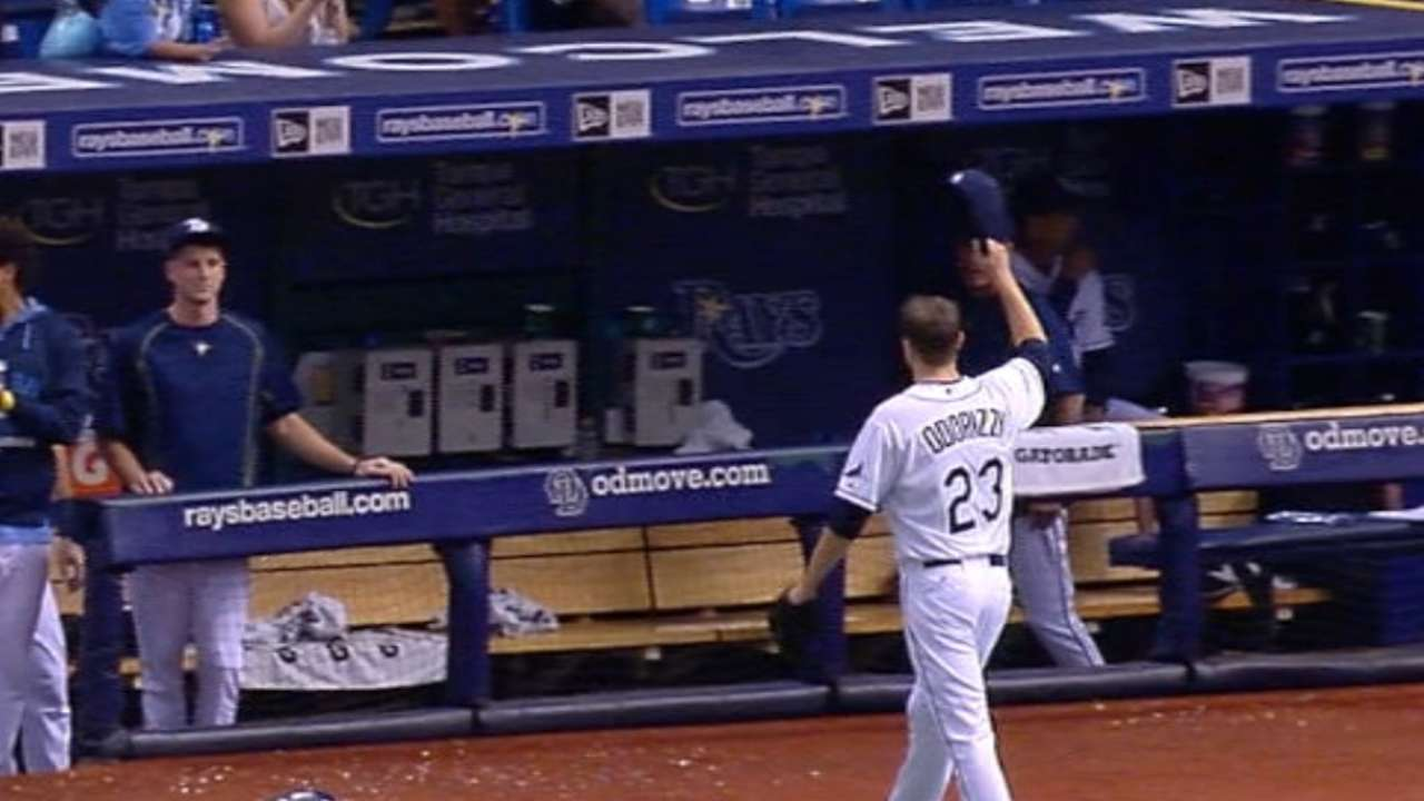 Odorizzi holds Astros scoreless