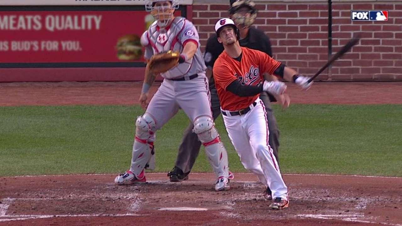Joseph's two-run home run