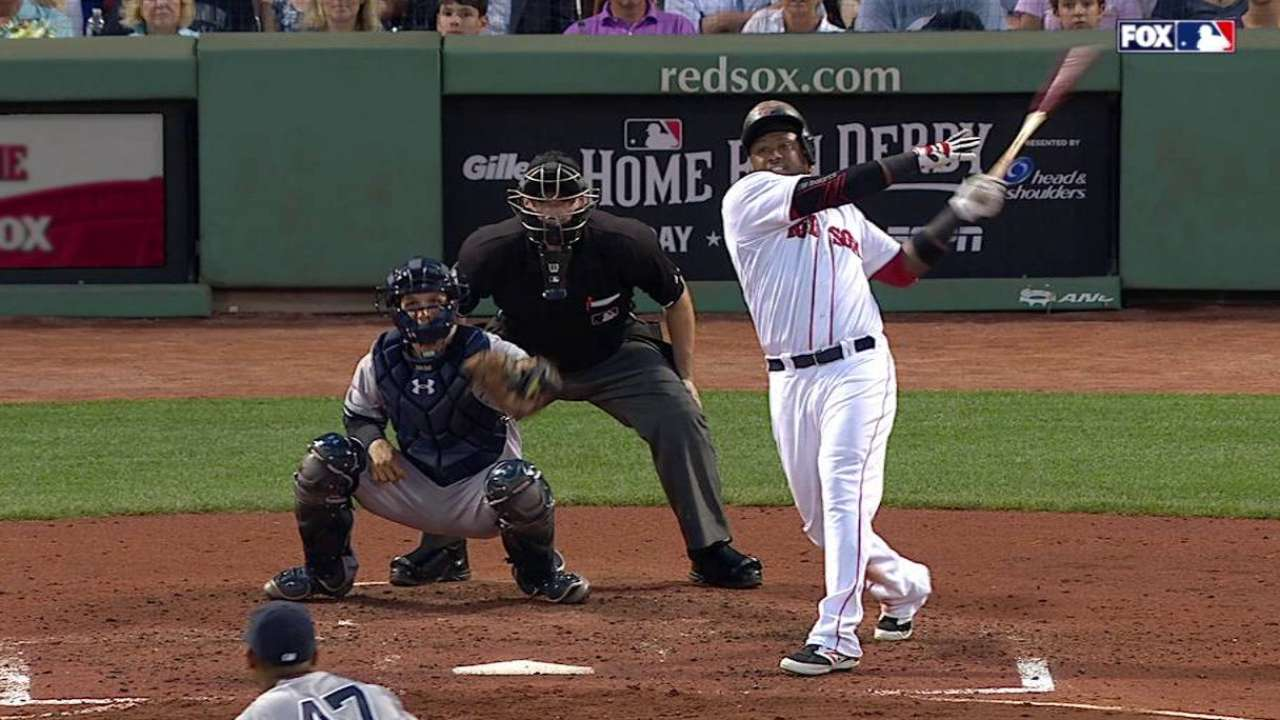 Rodriguez limits Yanks, lifts Red Sox