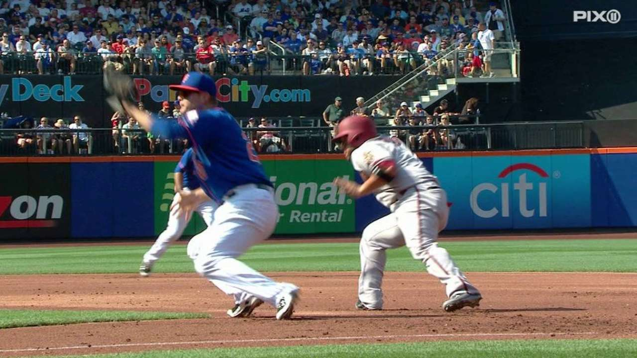 Let's play 'What if' game at first base for Mets