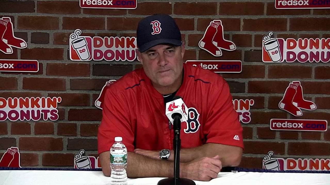 Farrell on Rodriguez's outing