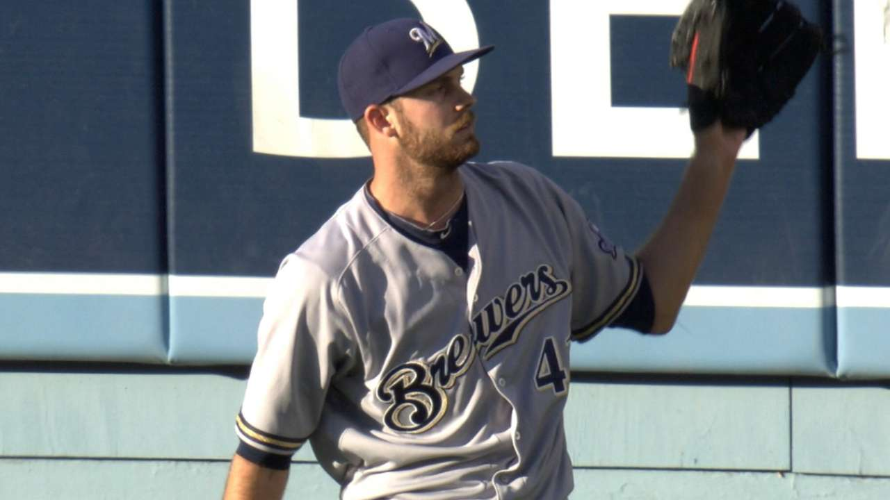 Jungmann has look of potential ace