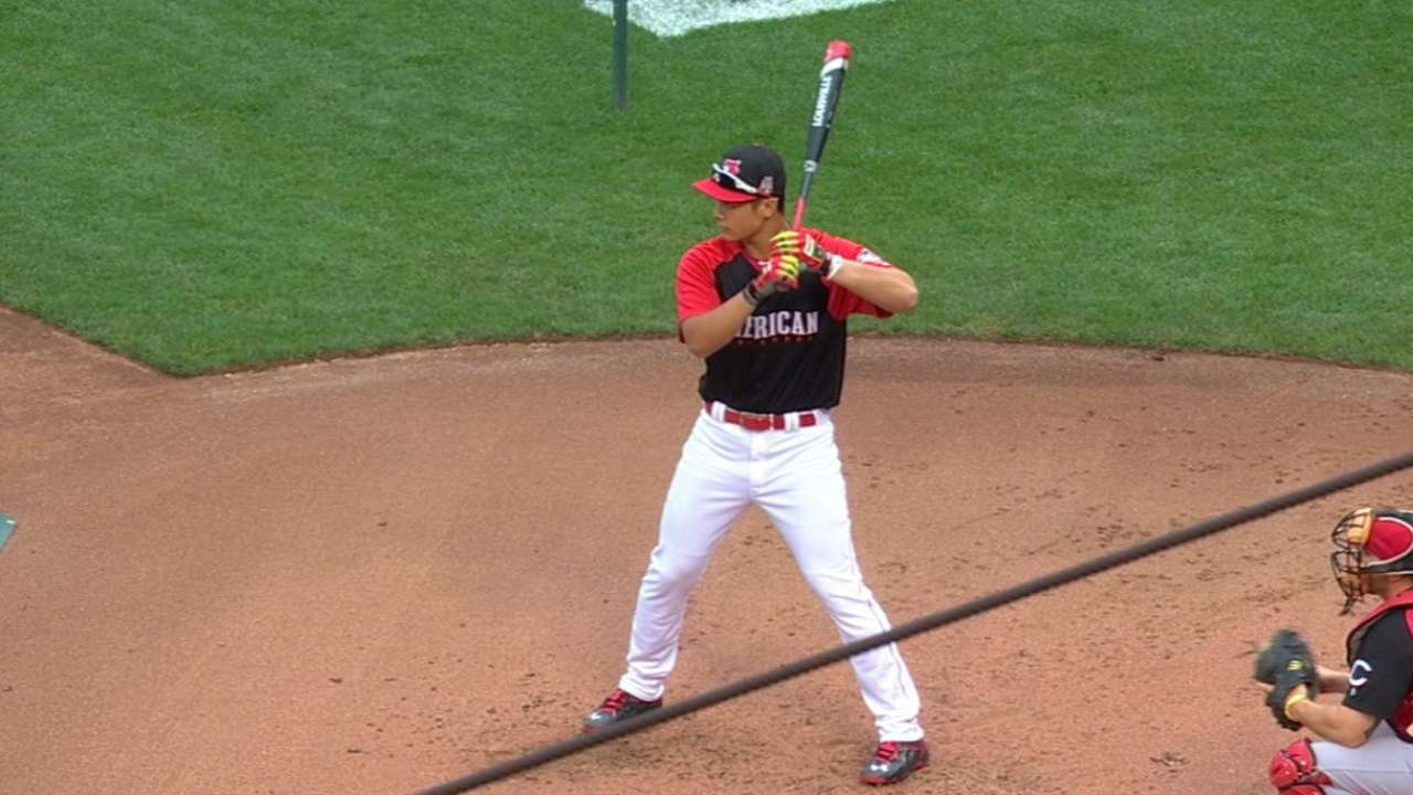 Yerzy gets to HR Derby final