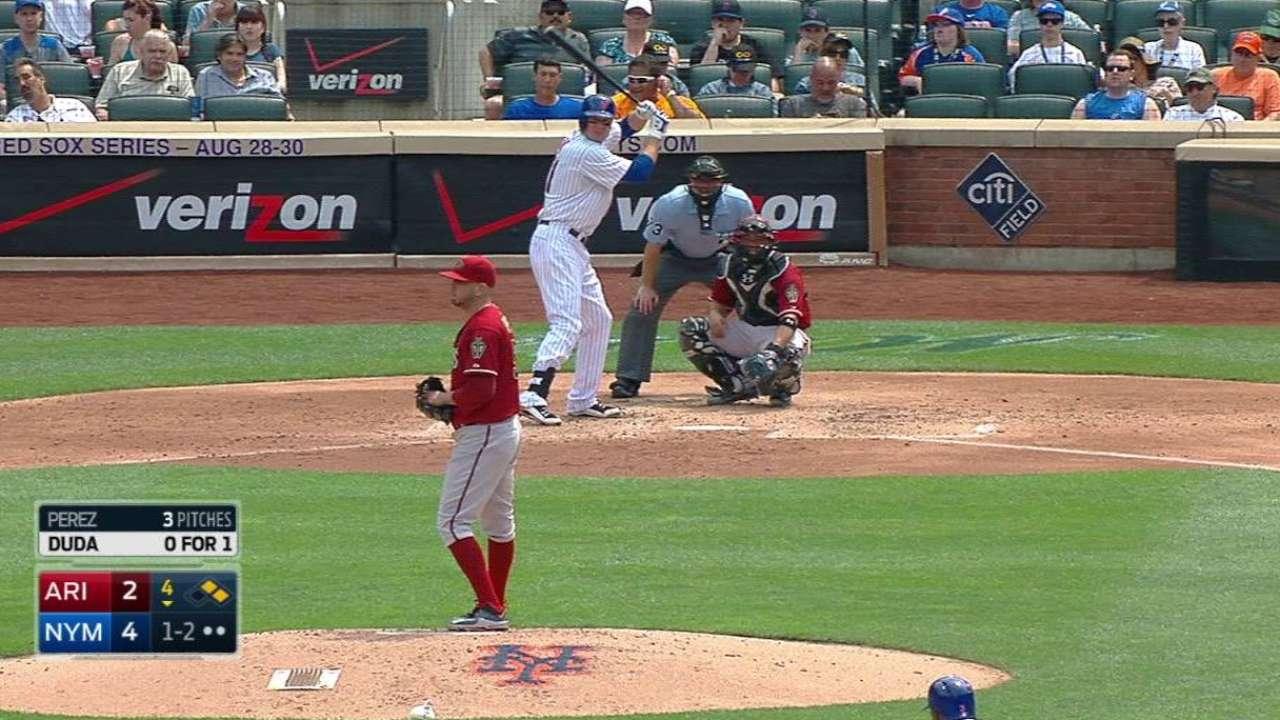 D-backs ship Perez to Astros, will recall Hessler