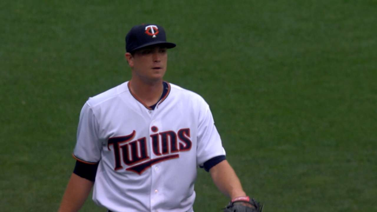 Twins drop Tigers, enter break 2nd-best in AL