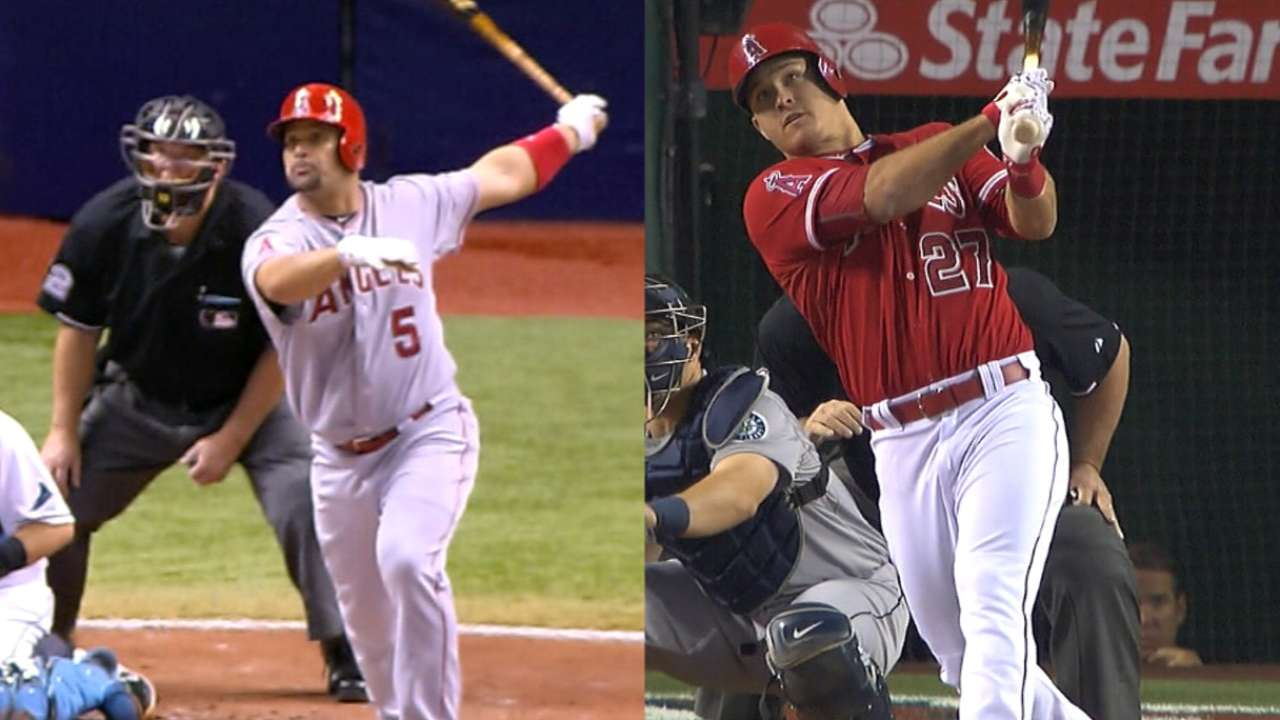 Santiago an unlikely All-Star with Trout, Pujols