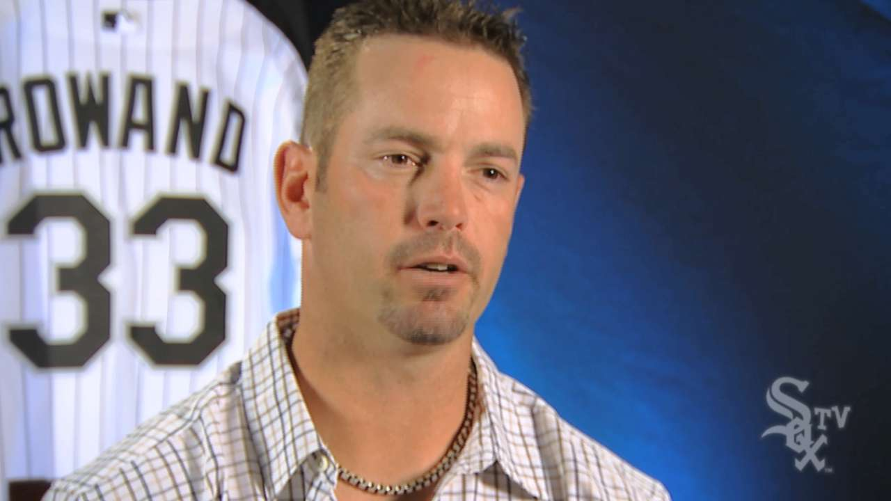 2005 White Sox: Aaron Rowand