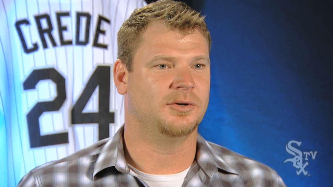 2005 White Sox: Joe Crede