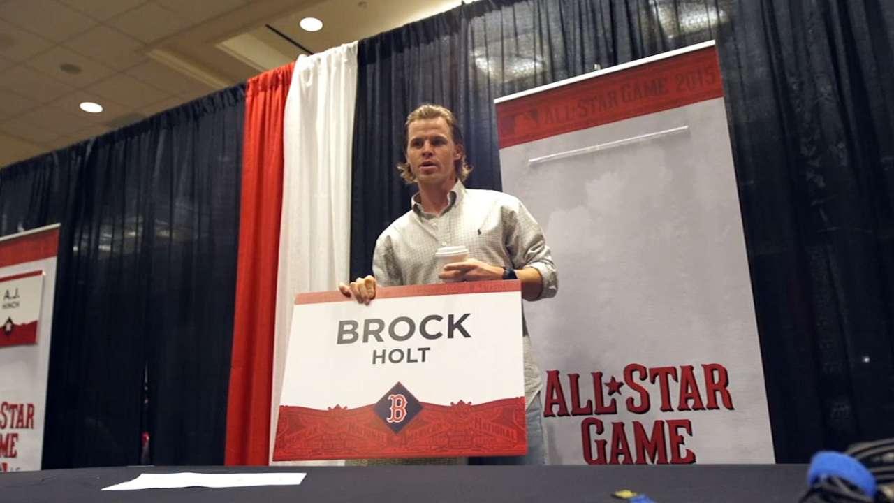 Brock Star in Cincy