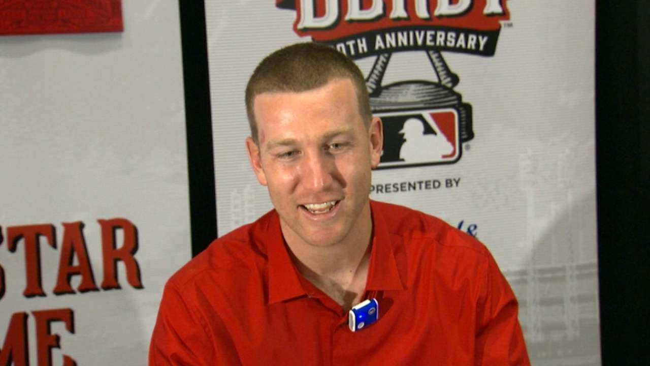 Frazier on All-Star selection