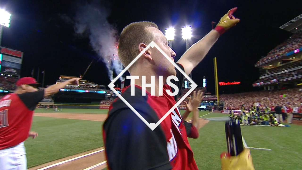 #THIS: Frazier is hometown hero